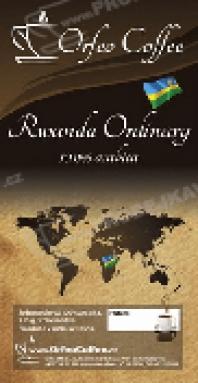 Rwanda káva