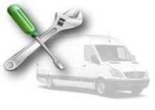 Servis užitkových a nákladních vozů