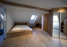 Interiérový nábytek z masivu