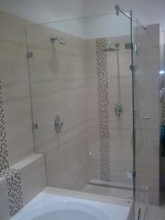 Skleněné sprchové kouty