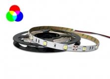 Viacfarebný RGB led pás