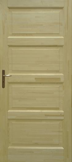 Interiérové dveře Zdena 4K