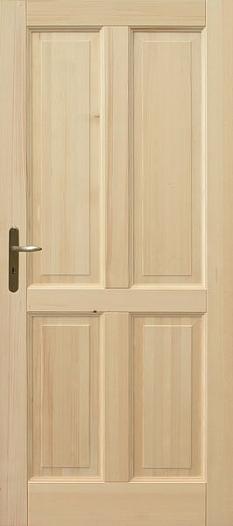 Interiérové dveře Jitka 4K