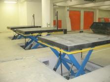 Zvedací plošiny ( průmyslové plošiny )