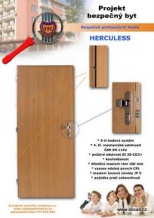 Bezpečné dveře