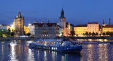 Firemní školení a akce Praha na lodi Európé