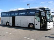 Přeprava osobními vozy, autobusová přeprava, mikrobus