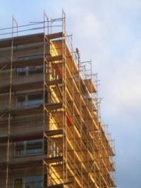 Stavební lešení