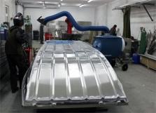 Výroba celosvařovaných hlinikových pramic