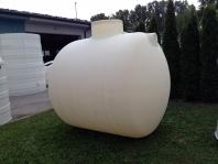 Podzemné plastové nádrže Aquatec VFL - 6200L