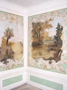 Akademický malíř - restaurátorství maleb a obrazů