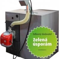 Automatický kotol na pelet FERROLI SF Pellet 4, 15 kW
