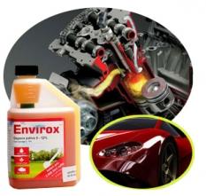 Envirox - nanoaditivum do nafty