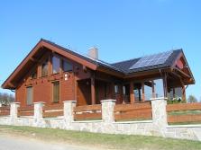 Dřevostavby nízkoenergetické