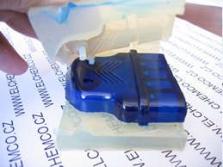 Silikonové kaučuky na výrobu forem, modelů, vzorků a prototypů