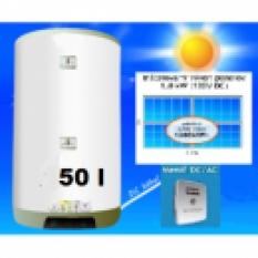 Fotovoltaika - ohrev vody a výroba elektriny