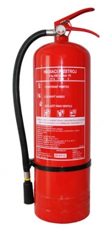Prenosný hasiaci prístroj P6