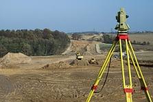 Geodetické práce