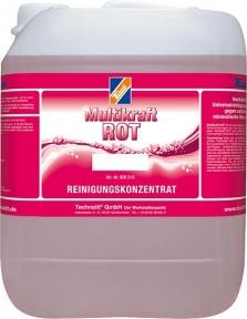 Čistič cementu, vápna Multikraft red