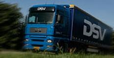 Silniční přeprava - přímé linky sběrné služby v rámci sítě DSV