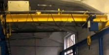 Výroba mostoých žeriavov
