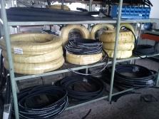 Výroba a prodej tlakových hadic
