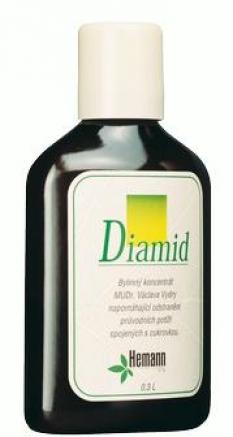 Bylinný koncentrát  Diamid