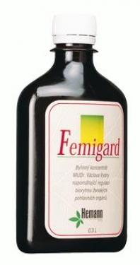 Bylinný koncentrát Femigard I