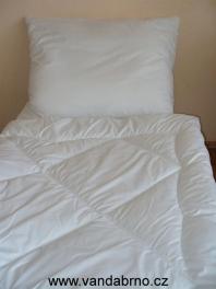 Prošívané deky a polštáře