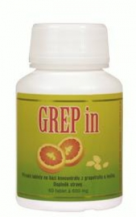 Tablety Grep in