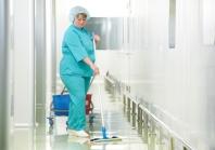 Upratovanie a dezinfekcia v zdravotníckych zariadeniach