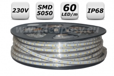LED pás 230V