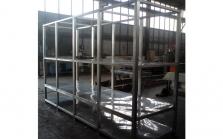 Konštrukcie, brány, prístrešky