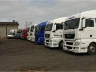 Autoservis nákladních vozidel