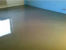 Nátěry podlah barvou
