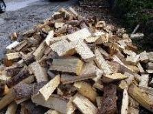 Palivové dřevo jehličnaté (měkké) - délka 1 metr