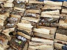 Palivové dřevo BŘÍZA - délka 1 metr