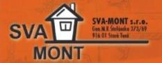 SVA-MONT, s. r. o. - Plastové okná