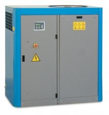 Bezolejové kompresory šroubové