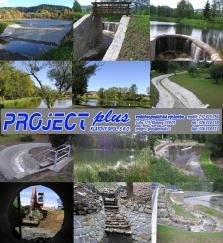 Provádění inženýrských a vodohospodářských staveb