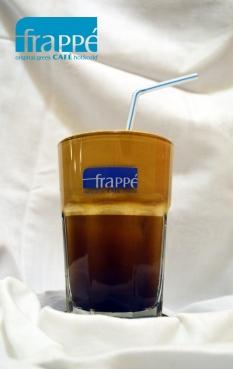 FRAPPÉ CAFÉ bez mléka