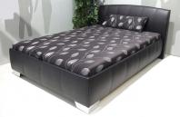 Celočalúnená posteľ Sendy