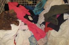 Čistící textilie
