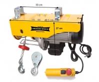 Elektrický lanový kladkostroj DRAGON WINCH Industrial DWI 500/990