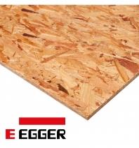 Egger OSB3 doska 25 mm rovná hrana