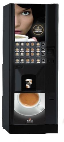 Provoz a pronájem nápojových a jídelních automatů