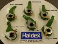 Komponenty brzd HALDEX