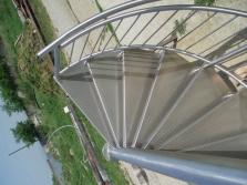 Výroba schodov