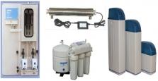 Úprava vody - změkčení, desinfekce