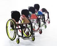 aktivní pevný vozík